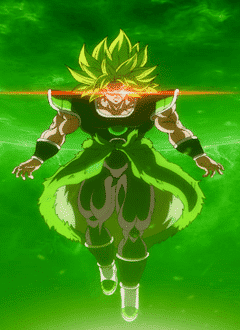 Dragon Ball: Super Broly- filme Dublado