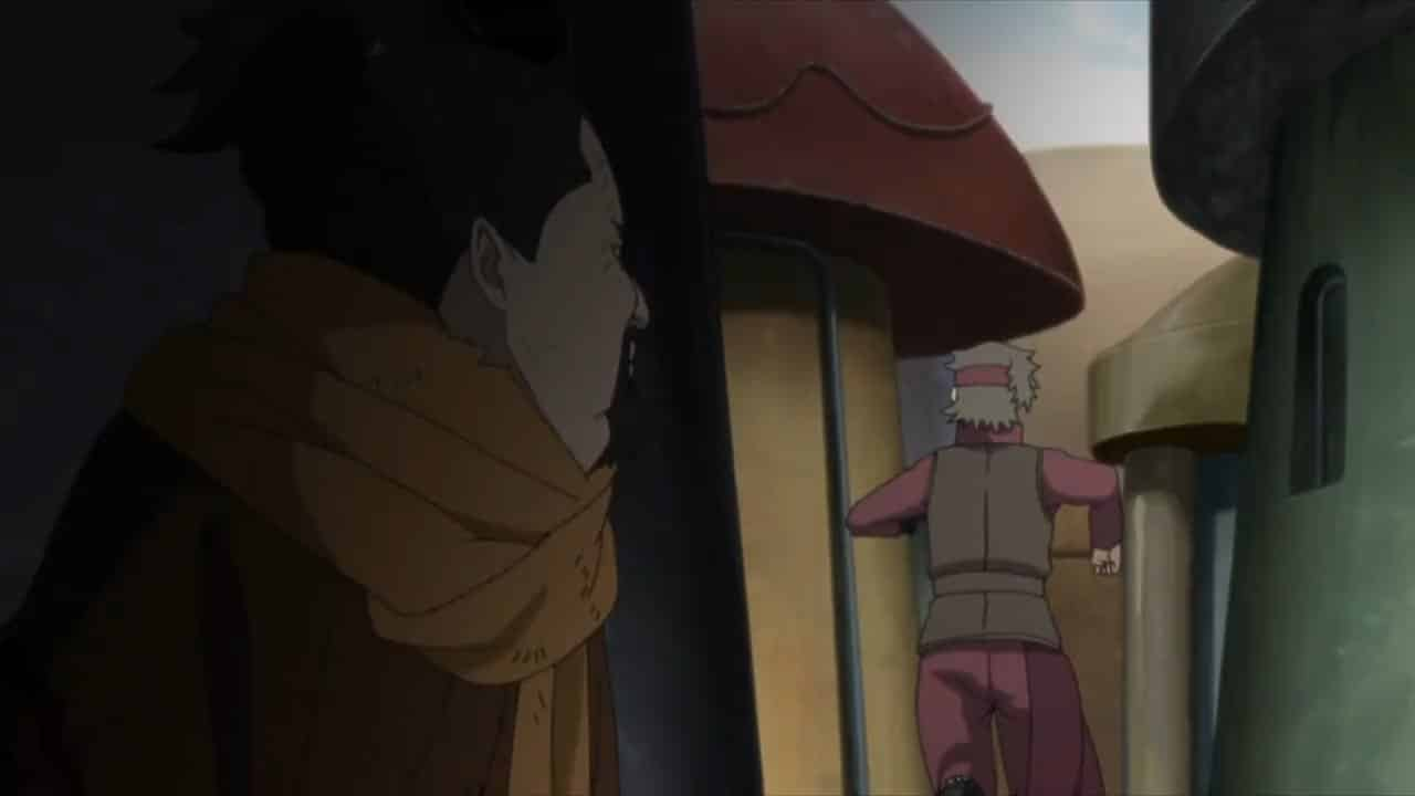 Boruto: Naruto Next Generations  Episódio 88 - Embate! Kokuyou!