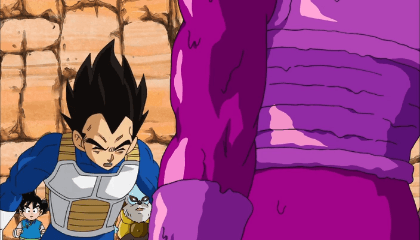 Dragon Ball Super Dublado Episódio 45 - Reviravolta Total A Ameaça do Falso Vegeta!