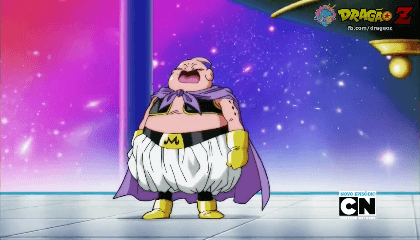 Dragon Ball Super Dublado Episódio 79 - Basil, O chutador do Universo Nove vs. Majin Boo, do Universo Sete!