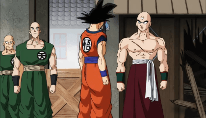 Dragon Ball Super Dublado Episódio 90 -  A Barreira a Ser Superada! Goku vs. Gohan!