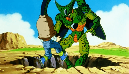 Dragon Ball Z Dublado Episódio 152 - Cell absorve o Androide Nº 17!