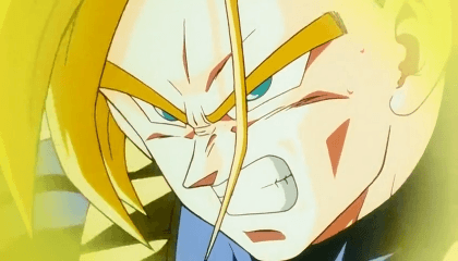 Dragon Ball Z Dublado Episódio 162 - Trunks Fica Furioso!!