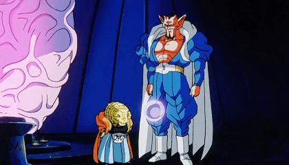 Dragon Ball Z Dublado Episódio 230 - Espere, Babidi