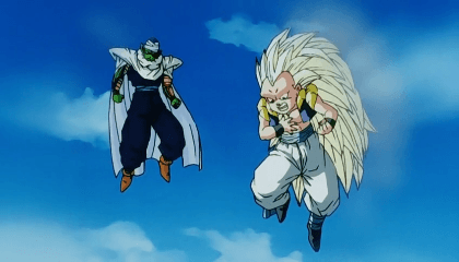 Assistir Dragon Ball Z Dublado Episódio 265 - Gotenks é absorvido