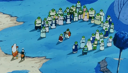 Dragon Ball Z Dublado Episódio 283 - A estratégia de Vegeta.