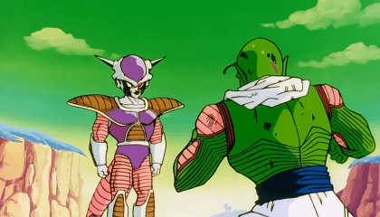 Dragon Ball Z Dublado Episódio 75 - Diga o código secreto das Esferas do Dragão!
