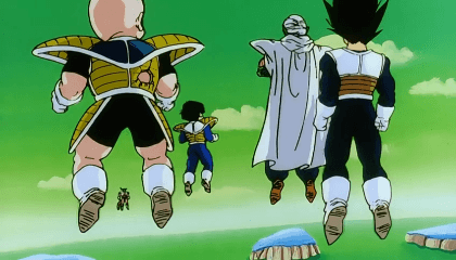 Dragon Ball Z Dublado Episódio 80 - A chegada de Piccolo