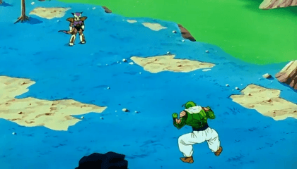Dragon Ball Z Dublado Episódio 81 - Piccolo se encarrega de vencer Freeza