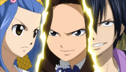 Fairy Tail  Episódio 100 - Mest!