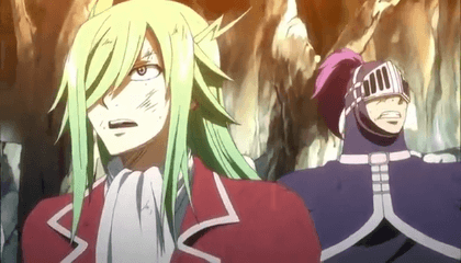Fairy Tail  Episódio 119 - Domínio do Abismo