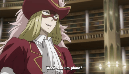 Fairy Tail  Episódio 179 -  Gray Vs. Rufus