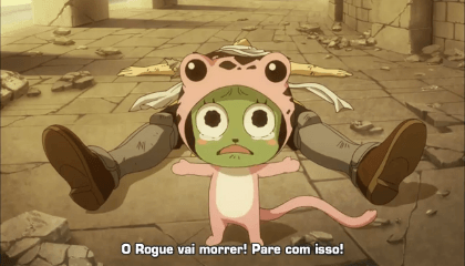 Fairy Tail  Episódio 188 - Raios Violentos