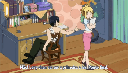 Fairy Tail  Episódio 21 - Phantom Lord!