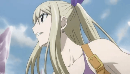 Fairy Tail  Episódio 232 - A Voz das Chamas