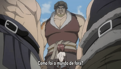Fairy Tail  Episódio 233 - Song of the Fairies