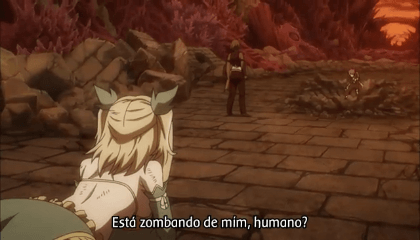 Fairy Tail  Episódio 252 - História de Tartaros: Gray Vs. Silver