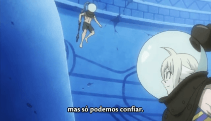Fairy Tail  Episódio 268 - Fairy Tail Zerø: Caça ao diamante