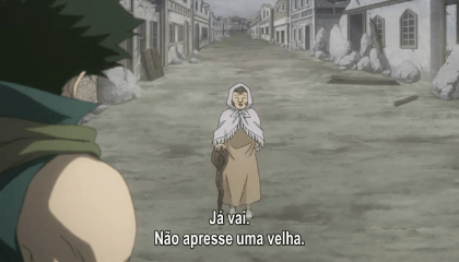 Fairy Tail  Episódio 274 - Fairy Tail Zerø: Law