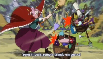 Fairy Tail  Episódio 28 - Fairy Law