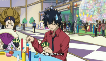 Fairy Tail  Episódio 33 - Torre do Paraíso