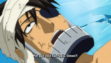 Fairy Tail  Episódio 40 - Titania Cai