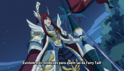 Fairy Tail  Episódio 41 - Casa
