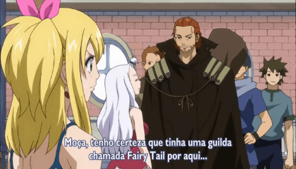 Fairy Tail  Episódio 76 - Gildarts