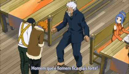 Fairy Tail  Episódio 77 - Terra Natal