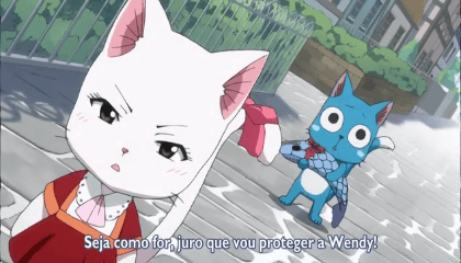Fairy Tail  Episódio 83 - Extalia