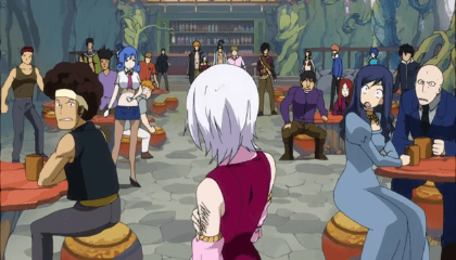 Fairy Tail  Episódio 95 - Lisanna