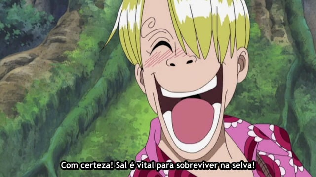 ONE PIECE  Episódio 166 - Véspera do Festival do Ouro! Afeta a Vearth