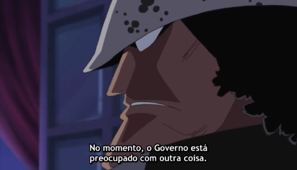 ONE PIECE  Episódio 369 - Oz e Moria! O Combo Supremo de Poder e Inteligência!