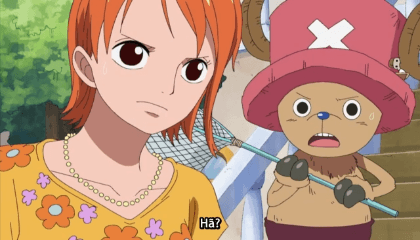 ONE PIECE  Episódio 385 - O Meio da Grand Line. Chegamos! A Red Line