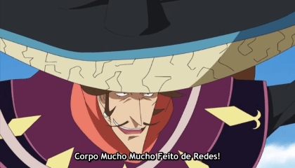 ONE PIECE  Episódio 429 - Especial Relacionado ao Filme – Batalha Decisiva! Luffy VS Largo