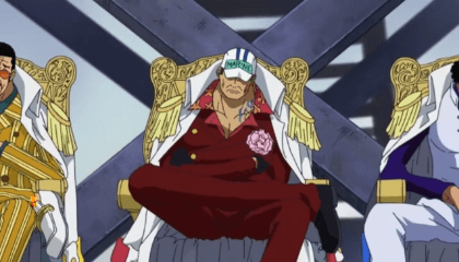 ONE PIECE  Episódio 462 -  One Piece – Episódio 462 – O Poder que pode Destruir o Mundo! O poder de Gura-Gura no Mi!