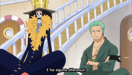 ONE PIECE  Episódio 624 - O Extermínio do G5! O Ataque Surpresa de Doflamingo!