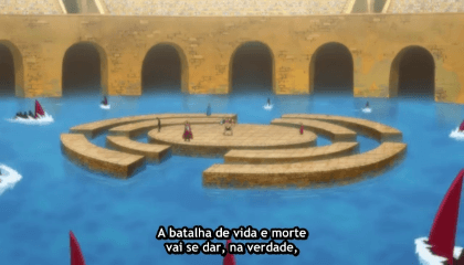 ONE PIECE  Episódio 670 - A garra do dragão explode! O golpe assombroso de Lucy.