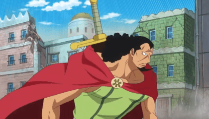 ONE PIECE  Episódio 689 - Grande fuga! O Elephant Gun da Reviravolta de Luffy