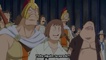 ONE PIECE  Episódio 691 - O Segundo Samurai! Kanjurou do Chuvisco Aparece