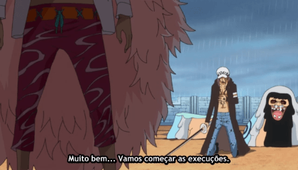 ONE PIECE  Episódio 700 - Poder Definitivo! O Segredo da Ope Ope no Mi!