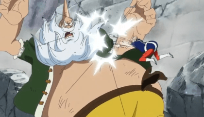 ONE PIECE  Episódio 710 - Batalha do Amor! O Novo Líder Sai Vs Baby 5
