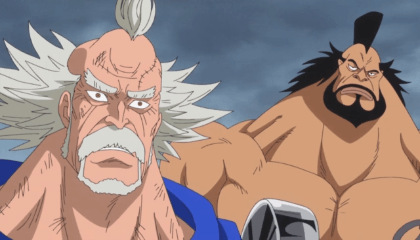 ONE PIECE  Episódio 735 - Sem Precedentes. A Chocante Decisão do Almirante Fujitora!