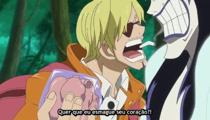 ONE PIECE  Episódio 739 - A Criatura Mais Forte. Kaidou das Feras.
