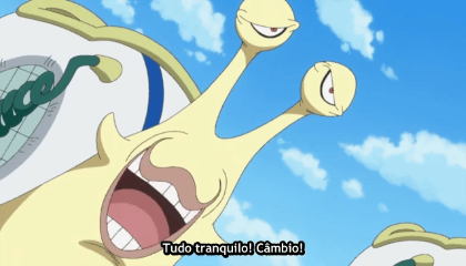 ONE PIECE  Episódio 741 - Estado de Emergência. Rebecca é Sequestrada!