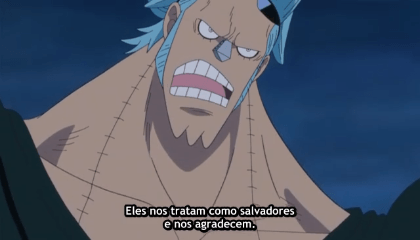 ONE PIECE  Episódio 766 - A Decisão de Luffy. A Crise do Afastamento do Sanji!