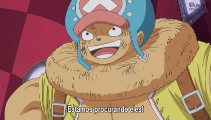ONE PIECE  Episódio 818 - A Alma Impávida! Brook VS Big Mom!