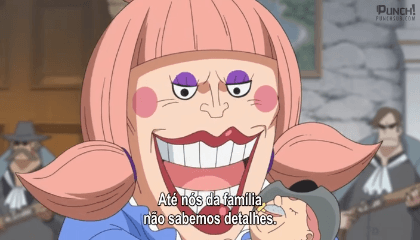 ONE PIECE  Episódio 828 - O Pacto Mortal! As Forças Aliadas de Luffy e Bege!