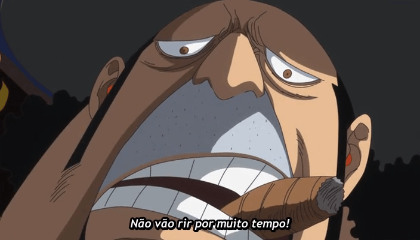 ONE PIECE  Episódio 839 - O Exército do Mal! Germa 66, Hora de Morfar!