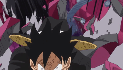 ONE PIECE  Episódio 854 - A Ameaça do Mogura! O Combate Silencioso de Luffy!
